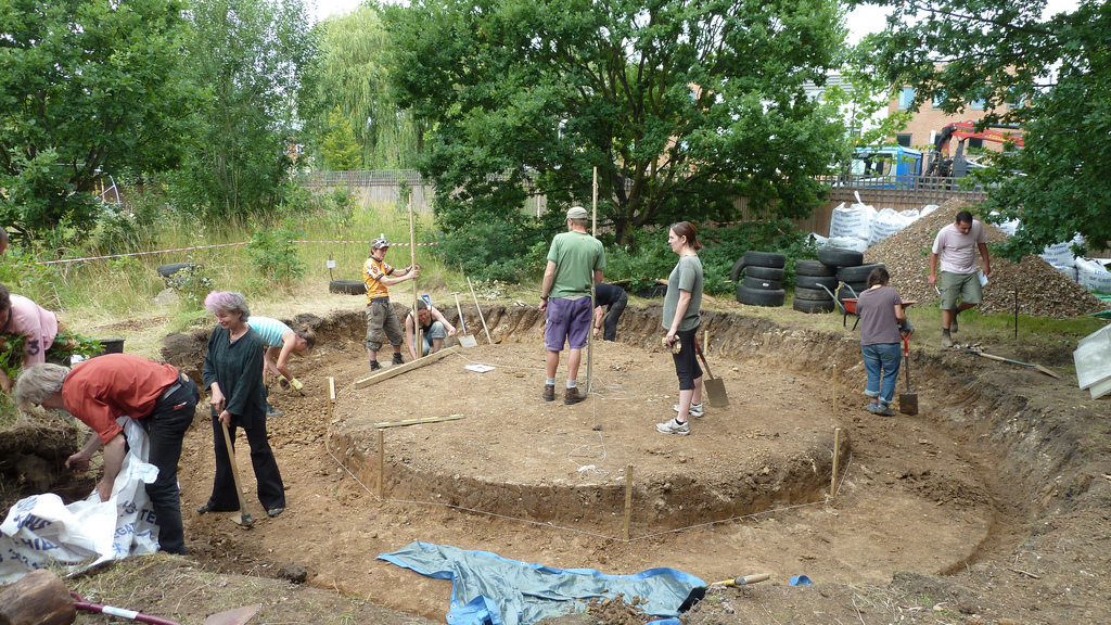 Ecobuilding The Meadow Orchard Project